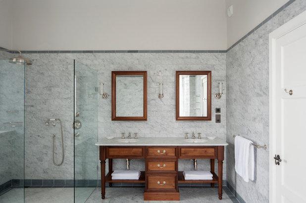 Traditional Bathroom by Artichoke