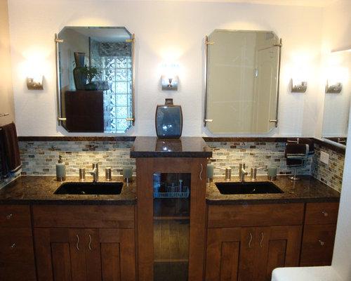 7 568 Blue And Brown Bathroom Design Photos