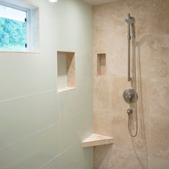 traditional bathroom by Coastal Designs Inc.