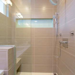 Cardiff Modern Grey Bathroom Full Design and Renovation