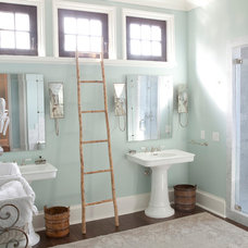 Traditional Bathroom by Jolene Smith Interiors