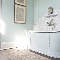 Traditional Bathroom by Jolene Smith Interiors