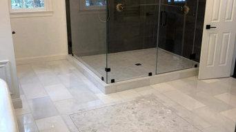 Carlisle Master Bathroom