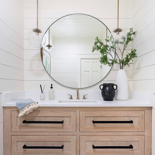 75 Beautiful White Bathroom Pictures Ideas December 2020 Houzz