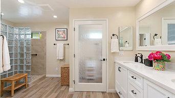 Carlsbad Master Bathroom Remodel