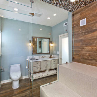 Carlsbad Steam Shower and Bathroom Remodel