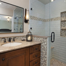 Traditional Bathroom by A.L. Interiors