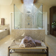 Contemporary Bathroom by Marcus Gleysteen Architects