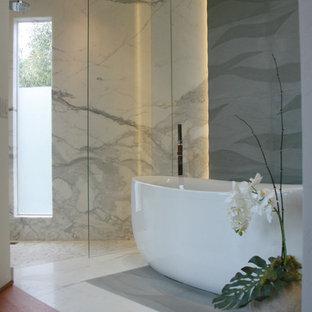 Inspiration för asiatiska badrum