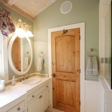 Carmel Cottage Bathrooms