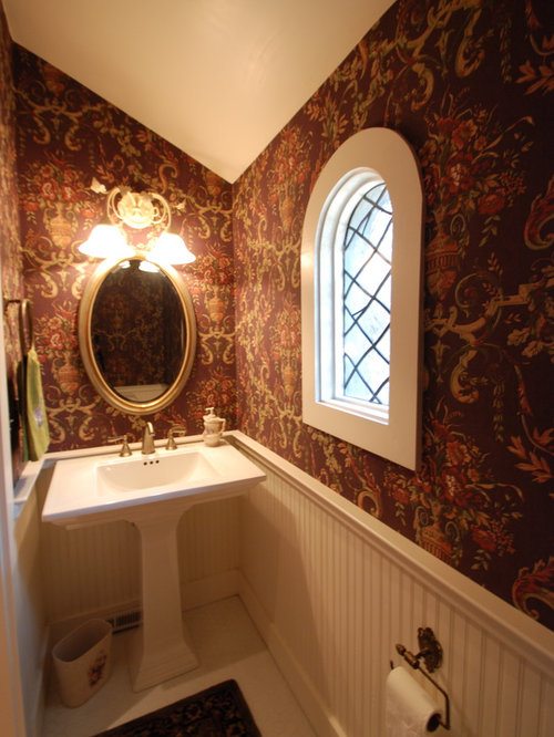 Cottage Bathroom Houzz
