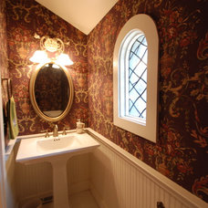 Traditional Bathroom by Walden Design Group - Cynthia Walden