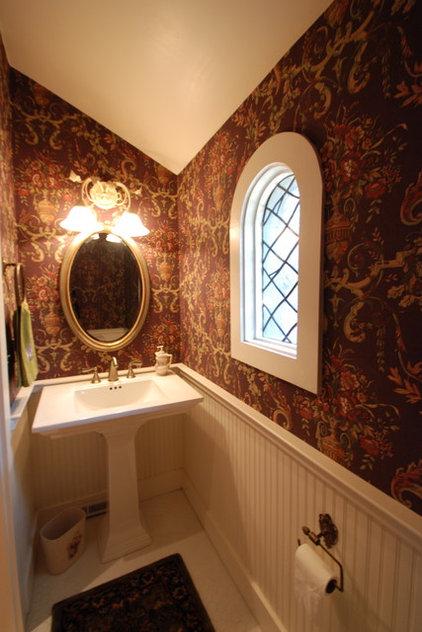 Traditional Bathroom by Walden Design Group - Cynthia Walden