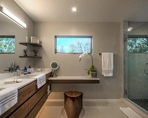 25 best midcentury modern bathroom with engineered quartz c