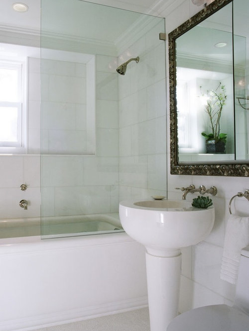 Bathroom Glass Partition glass shower partition | houzz