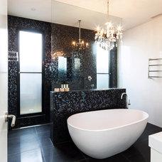 Contemporary Bathroom by Mark MacInnis Architect