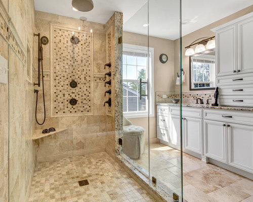 Matching Floor And Wall Tile Ideas Houzz