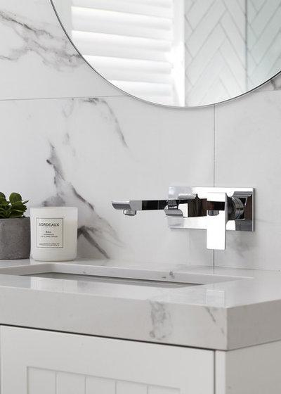 Modern Bathroom by Caroma
