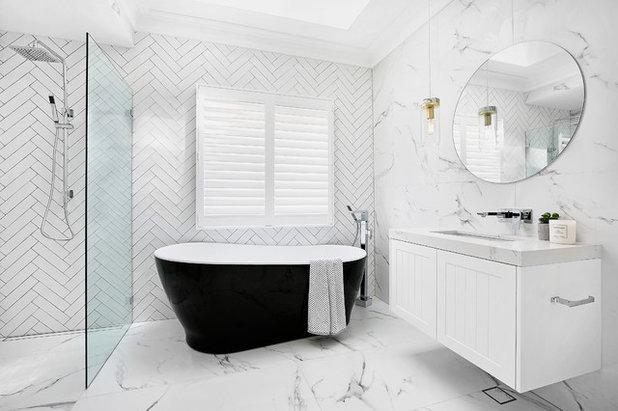 Contemporary Bathroom by Caroma