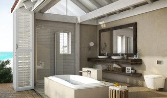 Caroma Beach Bathroom