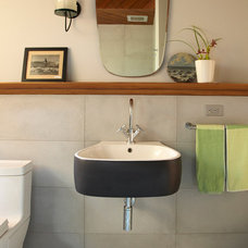 Contemporary Bathroom by The Office of Charles de Lisle