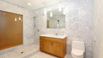 Carrara Bathroom
