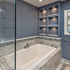 Traditional Bathroom by Bill Fry Construction - Wm. H. Fry Const. Co.