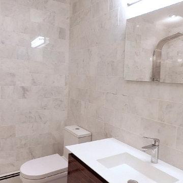 Carrara Shower