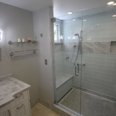 Traditional Bathroom by BY DESIGN Builders