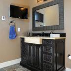 Woodmeister Master Builders Bathroom Traditional