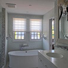 Contemporary Bathroom Carriage House