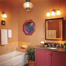 Traditional Bathroom by Northcape Design/Build