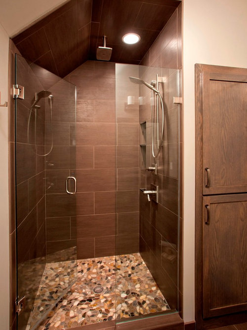Industrial bathroom design ideas renovations photos for Bath remodel gurnee