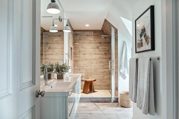 Contemporary Bathroom by RoomSecret