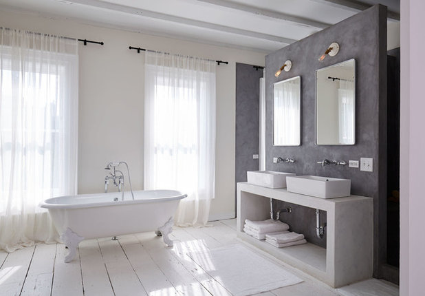 Contemporary Bathroom by Oso Industries