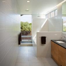 Contemporary Bathroom by Hulton Development, Inc.