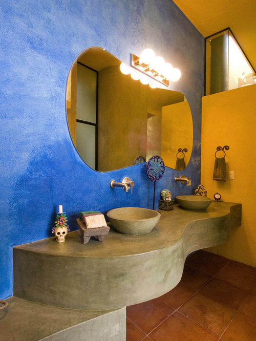 Southwestern Bathroom Photos. Southwestern Bathroom Ideas  Pictures  Remodel and Decor
