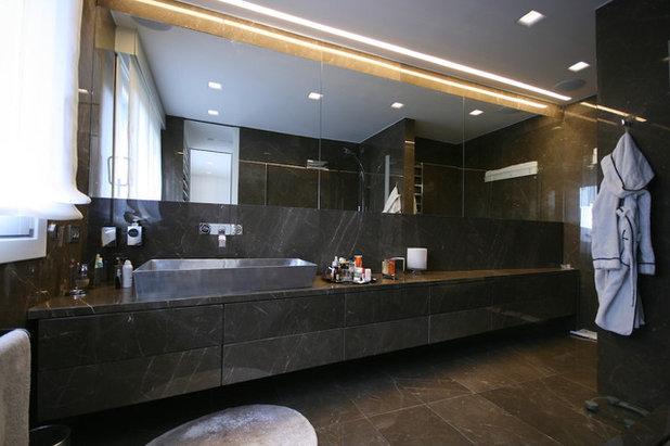 Creativo recinto piedra - Costruire mobile bagno ...