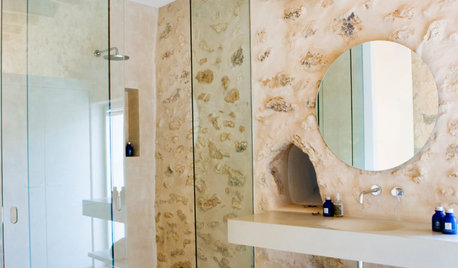 7 claves para diseñar o reformar un baño de estilo rústico