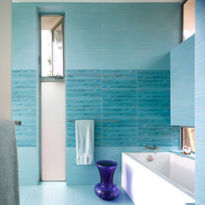 Contemporary Bathroom by Architect  Heather Johnston