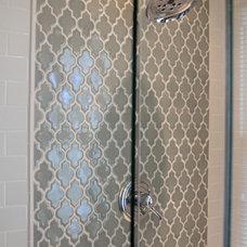 Contemporary Bathroom by Raye Design