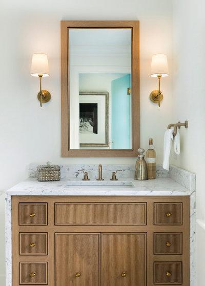 Traditional Bathroom By Landmark Building Contractors Llc