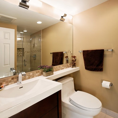 Cubby Over Toilet Home Design Ideas, Pictures, Remodel and Decor