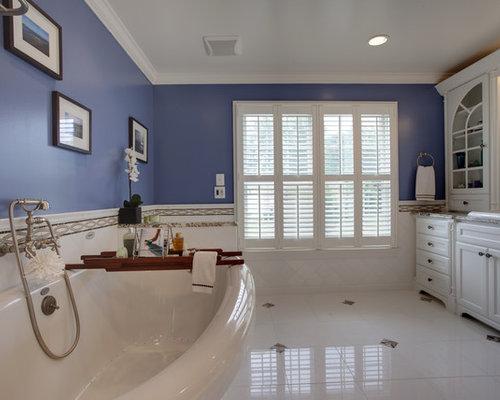 Cobalt Blue Bath Accessories Design Ideas Remodel Pictures – Cobalt Blue Bathroom Accessories