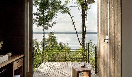 Lägg ett nytt golv för balkongsäsongen