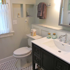 Traditional Bathroom by STILLSON GENERAL CONTRACT