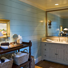 Traditional Bathroom by The Berry Group