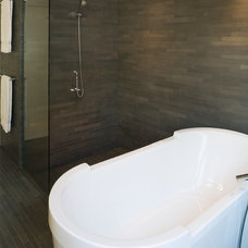 Midcentury Bathroom by Modal Design