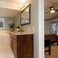 Contemporary Bathroom by Ultimate Designs