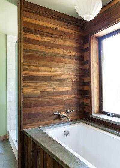 Contemporary Bathroom by Atmosphere Design Build